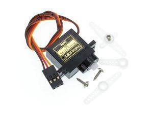 100PCS Black SG90 Pro 9g micro servo for airplane aeroplane 6CH rc helcopter kds esky align helicopter sg90