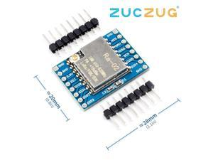 SX1278 LoRa Module 433M 10KM Ra-02 Ai-Thinker Wireless Spread Spectrum Transmission Socket for Smart Home DIY