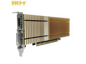 Neue Grafikkarte ASL GT1030 SSLP 2G GDDR5 64bit Video Karten für nVIDIA Geforce GT 1030 Hdmi Dvi spiel