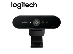 Logitech BRIO C1000e 4K HD Webcam With Mic For Video Conference Recording Camera For Computer Face Recognition