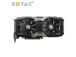 ZOTAC GTX 1050Ti 4GB X-Gaming OC Video Card GPU GTX1050 Ti 4GB OC Graphics Cards for GeForce nVIDIA GTX1050Ti Overclock Screen