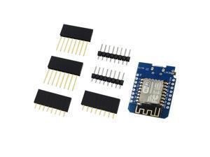 D1 mini-Mini NodeMcu 4 M bytes Lua ESP8266 WIFI Internet das Coisas baseado placa de desenvolvimento por WeMos