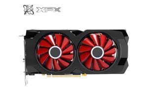 Verwendet XFX RX 570 8GB 256bit GDDR5 desktop pc gaming grafiken karten video karte nicht bergbau