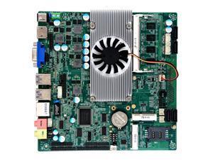 I3-3110M mini itx motherboards Onboard 4GB ddr3 6*COM industrial mini pc mainboard with 8*USB