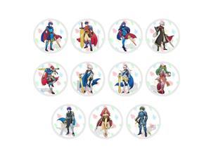11pcs NFC Tags Game Cards Game Items Card Fit for Nintend Switch Wii U 3DS