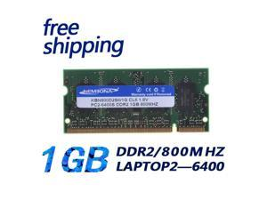 2GB 2x 1GB Kit Toshiba Satellite A135-S4677 A135-S4727 A135-S4827 DDR2 Memory