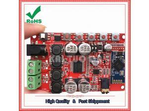 TDA7492P Bluetooth amplifier board Bluetooth audio receiver amplifier Bluetooth CSR4.0 digital amplifier module board 0.15KG