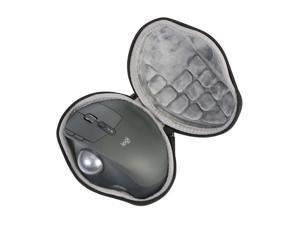 EVA Mouse Case Pouch Hard Travel Bag for Logitech MX Ergo Advanced Wireless Trackball Gaming Mouse