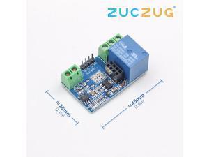 ESP8266 ESP-01 ESP01 5V WiFi Relay Module Remote Control Switch for Phone APP Things Smart Home (no ESP-01) Smart