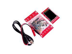 "DSO138 2.4"" TFT Pocket-size Digital Oscilloscope Kit DIY Parts Handheld"