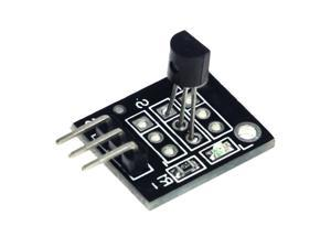 5Pcs Ky-003 Hall Effect Magnetic Sensor Module For Pic Avr SmarYRDE