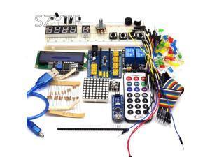 Anfänger starter kit nano 3,0 DIY kit für Arduino IDE mit fall