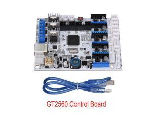 3D Printer Control Board GT2560 Support A4988 Driver Dual Extruder Power Than ATmega2560 Ultimaker 3 3D0233