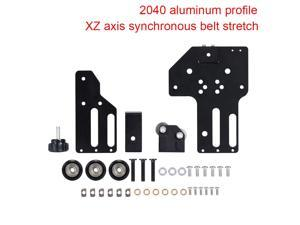 3D Printer Parts 2040 Aluminum Profile XZ Axis Synchronous Belt Stretch Straightening Tensioner 3D Printer Extruder Openbuilds