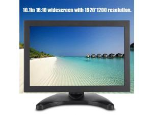 10.1in 1920*1200 HD Capacitor Multi-Touch Industrial Embedded LCD Monitor Display 100-240V