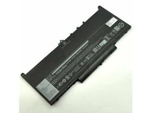 J60J5 Battery 0F1KTM 1W2Y2 F1KTM for Dell  Latitude14 E7470  7.6V 55WH