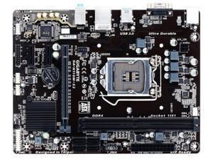 GIGABYTE GA-H110M-S2 Desktop Motherboard H110 LGA 1151 i3 i5 i7 DDR4 32G