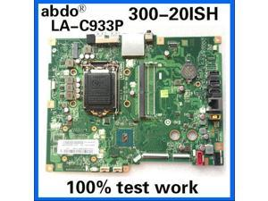BBA10 LA-C933P motherboard for Lenovo IdeaCentre AIO 300-20 300-20ISH all-in-one computer motherboard LGA115X DDR4 100% work