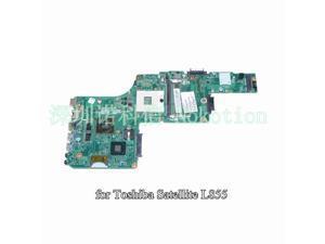 SPS V000275440 For toshiba satellite L855 L850 Laptop motherboard DK10FG-6050A2509901-MB-A02 HD4000+HD 7670M warranty 60 days