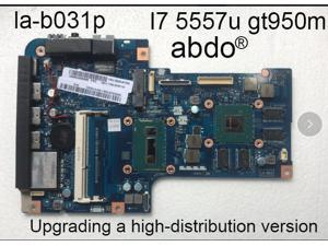 ZAA50/70 LA-B031P for Lenovo AIO A740 A540 all-in-one computer motherboard CPU i7 5557U GT950M 2G DDR3 100% test work