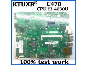 6050A2644601 for Lenovo C470 AIO all-in-one computer motherboard CPU i3 4030U DDR3 100% test work