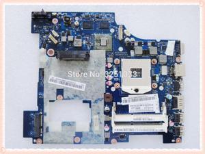 PIWG2 LA-6753P for Lenovo G570 NOTEBOOK for Lenovo Ideapad G570 Laptop Motherboard HM65 PGA989 DDR3 HD6370 512M