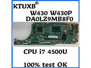 Lenovo DA0LZ9MB8F0 CPU i7 4500U GT730M 2G applies to Lenovo Ideapad U430 U430P laptop motherboard 100% Test OK