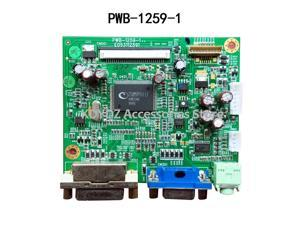 Good test driver board for W185Q PWB-1259-1 E053112591 18.5 inch