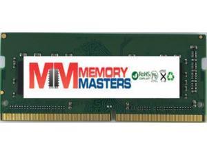 MemoryMasters 8GB DDR4 2400MHz SO DIMM for Gigabyte P57W v7