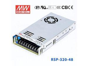 Low Profile Meanwell RSP-200-13.5 Power Supply 200W 13.5V 14.9A