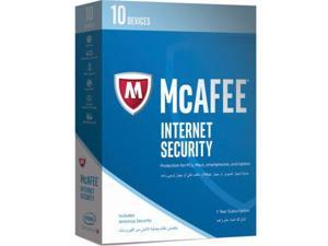 McAfee MIS17ETGORAA 2017 Total Protection, 10 Devices