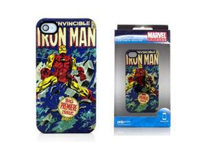 Marvel Iconic Cover Series Case for iPhone 4S - Iron Man