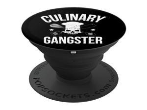 Cooking Culinary Gangster Cool Funny Chef