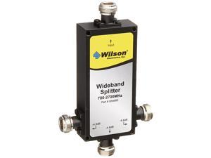 Wilson Electronics 859980 3 Way Splitter 700-2700 MHz With N-Female Connectors