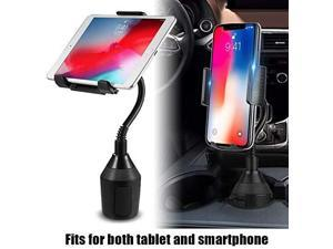 Parts Express 2-in-1 Car Enhanced One Touch CD Slot//Vent Mount with Cradleless Magnetic Holder for Smartphones