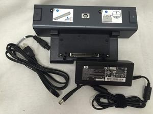 HP Docking Station for EliteBook 2170p 8440p 8460p NZ222AA#ABA w// POWER ADAPTER