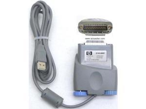 HP LASERJET 1000 USB TO IEEE PRINTER CABLE Q1342-60001