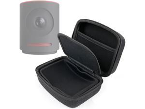 Compatible with The BUIEJDOG Ultra Full HD WiFi Action Camera 170 /° DURAGADGET Jet Black Hard EVA Carry Case
