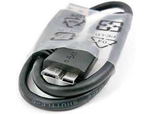 Seagate 18in USB 3.0 Type A to Micro B Replacement Cable for Seagate External Portable and Desktop Drives