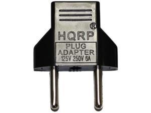 HQRP AC Adapter/Battery Charger/Power Supply Cord Compatible with Sony DVPFX820 / DVP-FX820 / DVPFX825 / DVP-FX825 Portable DVD/CD / MP3 Player Replacement Plus Coaster