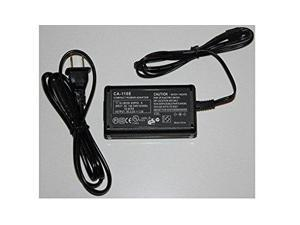 Globalsaving power supply AC adapter cord cable charger for Sony video HandyCam camcorder DCR-HC41E DCR-HC42E DCR-HC43 DCR-HC43E DCR-HC44 DCR-HC44E DCR-HC45 DCR-HC45E DCR-HC46E DCR-HC47 DCR-HC47E