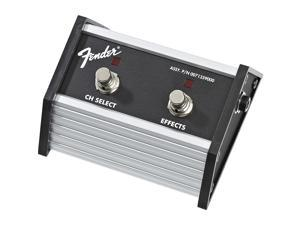 Fender FM65DSP and Super-Champ XD Footswitch