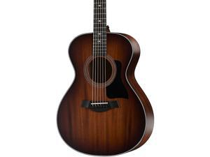 Taylor 322 V-Class Grand Concert Acoustic Guitar Shaded Edge Burst