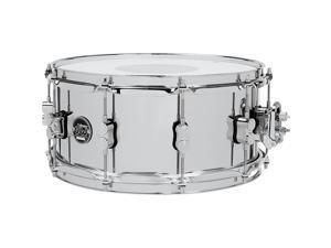 DW Performance Series Steel Snare Drum 14 x 6.5 in.