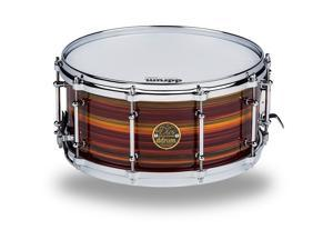 ddrum Dios Maple Striped Lacquer Snare Drum 14 x 6.5 in. Natural Maple Lacquer