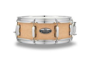 Pearl Modern Utility Maple Snare Drum 13 x 5 in. Matte Natural