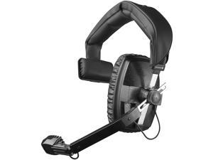 Beyerdynamic DT 108 50 ohm Single-Sided Headset (cable not included) Black