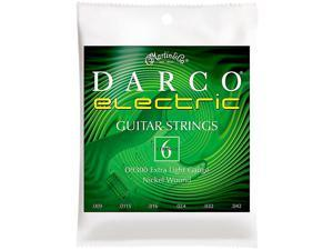Darco D9300 Nickel Wound 6 Extra Light Electric Guitar Strings Extra Light