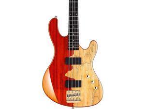 Cort Jeff Berlin Series Rithimic Bass Guitar Natural Rosewood