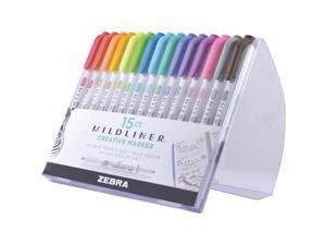 Zebra Pen MildLiner Creative Marker